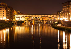 Ponte Vechio Royalty Free Stock Image