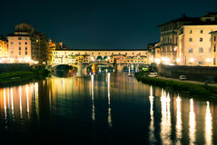 Ponte Vechio Royalty Free Stock Photo