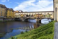 Ponte Vechio Стоковое Изображение RF