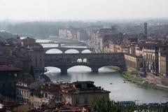 Ponte Vechio Photographie stock libre de droits