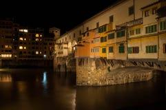 Ponte Vechio Fotografia Stock Libera da Diritti