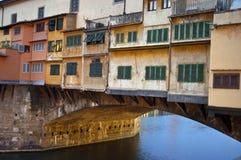 Ponte Vechio immagini stock