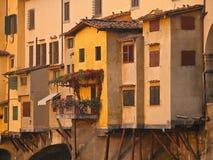 Ponte Vechio immagine stock