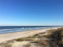 Ponte Vedra Beach, Florida, USA. Royalty Free Stock Images