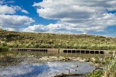 Ponte velha Foto de Stock Royalty Free