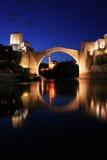 A ponte velha Fotografia de Stock Royalty Free