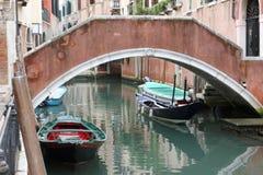 Ponte Veneza Imagem de Stock