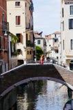 Ponte a Venezia, Italia fotografia stock