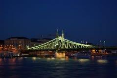 Ponte verde Fotografia de Stock Royalty Free