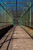 Ponte verde giù il potrait della rampa Fotografia Stock Libera da Diritti