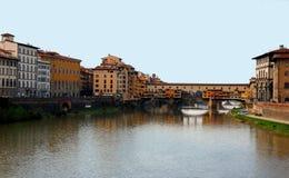 Ponte Vicchio, Florence, Italy Royalty Free Stock Image