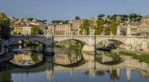 Ponte Vittorio Emanuele Imagenes de archivo