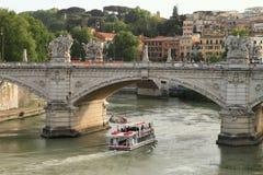 Ponte Vittorio Emanuele II Lizenzfreie Stockfotografie
