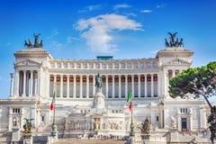 Ponte Vittorio Emanuele II Stock Afbeelding