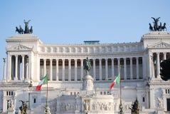Ponte Vittorio Emanuele II Immagini Stock Libere da Diritti