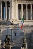 Ponte Vittorio Emanuele II Immagini Stock