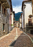 Pontedilegno - Italy Stock Photos