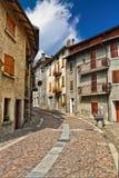 Pontedilegno - Val Camonica Fotografia Stock Libera da Diritti
