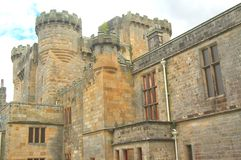 Ponteland Pele Tower Royalty Free Stock Images