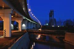 Pontes Fotografia de Stock Royalty Free