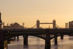 pontes Foto de Stock Royalty Free
