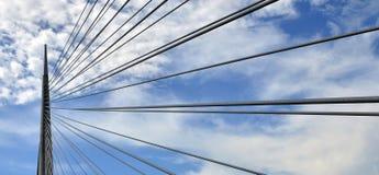 Pontes 18 de Belgrado Foto de Stock