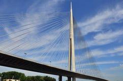 Pontes 21 de Belgrado Imagens de Stock