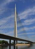 Pontes 23 de Belgrado Imagem de Stock