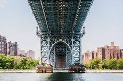 Pontes de manhattan Fotografia de Stock Royalty Free