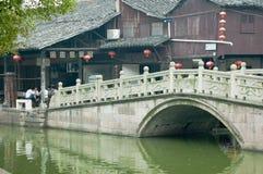 Pontes de um Chang Foto de Stock