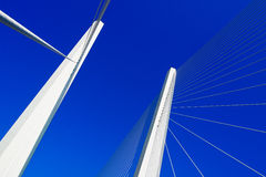 Pontes de Vladivostok Fotografia de Stock