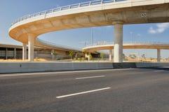 Pontes e estrada. Imagens de Stock Royalty Free