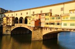 Pontevecchio Royalty Free Stock Photography