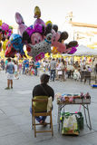 Pontevedra Lizenzfreie Stockfotografie