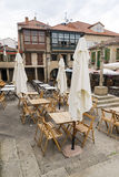 Pontevedra Royalty Free Stock Photography