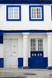 Pontevedra house Royalty Free Stock Photography
