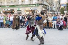 Pontevedra Stock Photo
