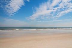 Pontevedra Strand, Florida, de V.S. Royalty-vrije Stock Afbeeldingen