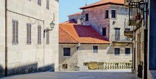 Pontevedra Royalty Free Stock Photos