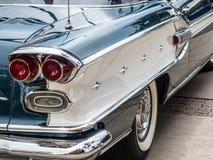Pontiac 1958 Immagini Stock