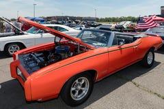 1968 Pontiac Royalty-vrije Stock Foto
