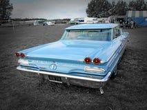 Pontiac bonneville vintage classic Royalty Free Stock Image