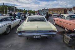 1965 Pontiac Catalina Στοκ Φωτογραφία
