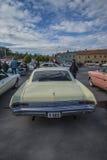 1965 Pontiac Catalina Στοκ εικόνες με δικαίωμα ελεύθερης χρήσης