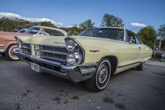 1965 Pontiac Catalina Στοκ Φωτογραφίες