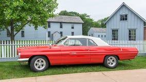 1962 Pontiac Catalina Royalty-vrije Stock Afbeeldingen