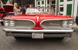 1959 Pontiac Catalina Convertible Στοκ Εικόνες