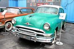 Pontiac Chieftain Photographie stock libre de droits