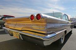 1960 Pontiac Royalty Free Stock Photography