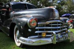 Pontiac. DAS GARTERBELTS-UND BENZIN-NOSTALGIE-FESTIVAL Lizenzfreie Stockfotografie